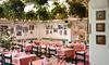 La Capannina Restaurantes