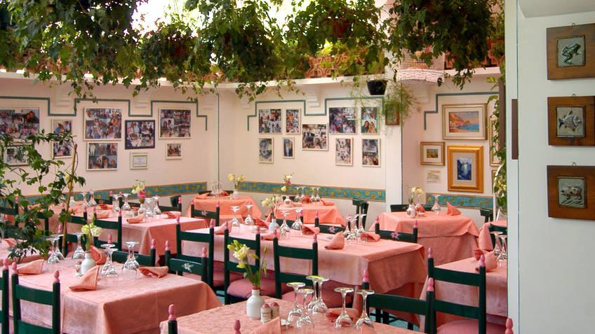 La Capannina Restaurantes Capri