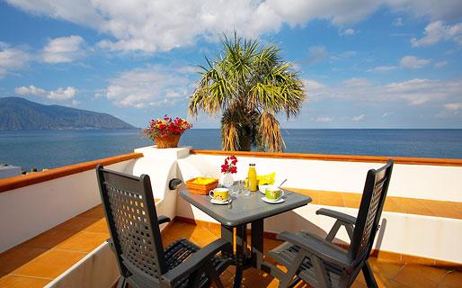 Hotel Residence Acquacalda 3 Star Hotels Lipari - Isole Eolie