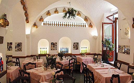 Al Grottino Ristoranti Capri