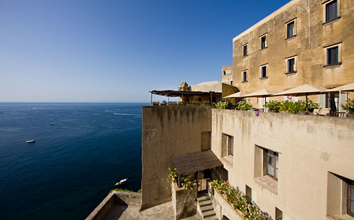 Albergo Il Monastero Hotel 3 Stelle Ischia
