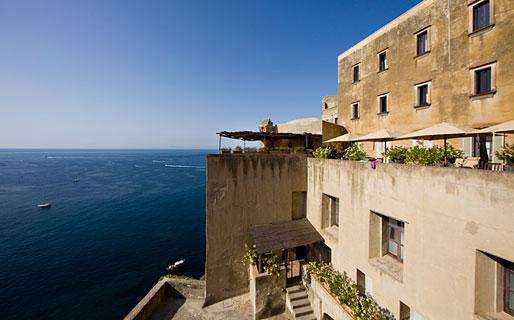 Albergo Il Monastero 3 Star Hotels Ischia