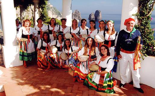 Scialapopolo - folklore Misc Capri
