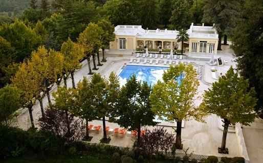 Grand Hotel Palazzo della Fonte Hotel 5 Stelle Lusso Fiuggi