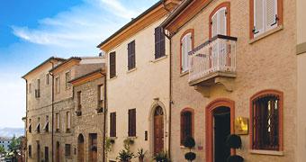 Oste del Castello Verucchio Bagno di Romagna hotels