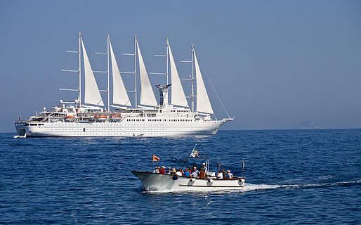 Gruppo Motoscafisti Transporte e aluguel Capri