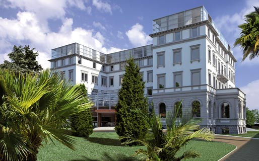 Hotel Lido Palace 5 Star Luxury Hotels Riva del Garda