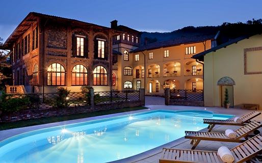 Villa Soleil Historical Residences Colleretto Giacosa
