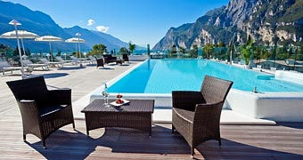 Hotel Kristal Palace Riva del Garda Hotel