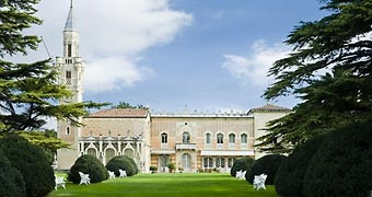 Villa d'Acquarone San Martino Buon Albergo Peschiera del Garda hotels