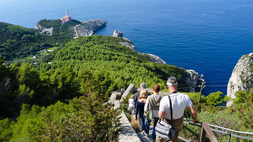 Kaire Arte Capri Tour guidati Anacapri