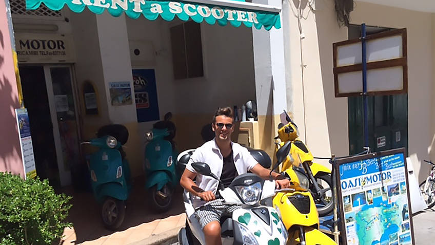 Oasi Motor Trasporti e noleggio Capri