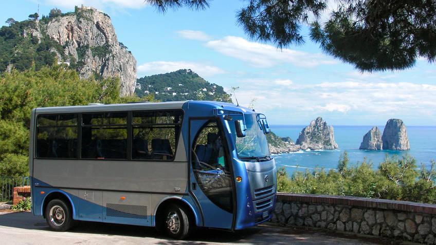 Staiano Tour Capri Trasporti e noleggio Anacapri
