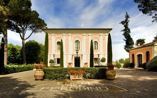 Logge del Perugino Resort Hotel 4 Stelle Città della Pieve
