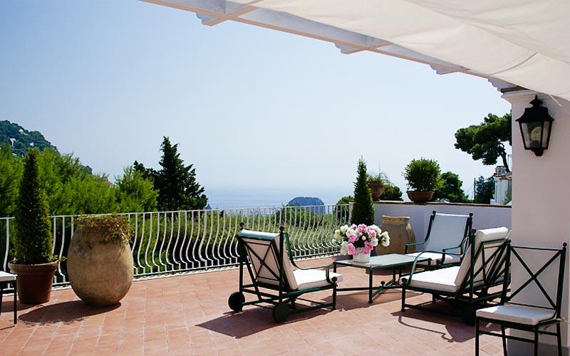 Villa La Conchiglia Case e Appartamenti Capri
