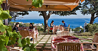 Capri Wine Hotel Capri Certosa di San Giacomo hotels