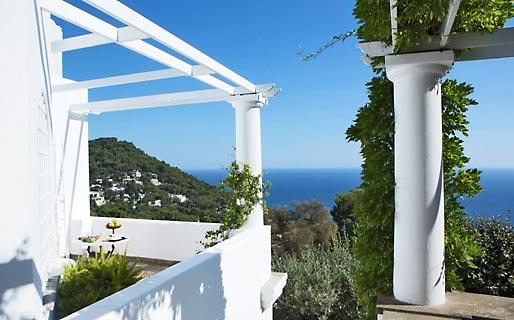 Villa Paradiso Ville di Lusso Capri