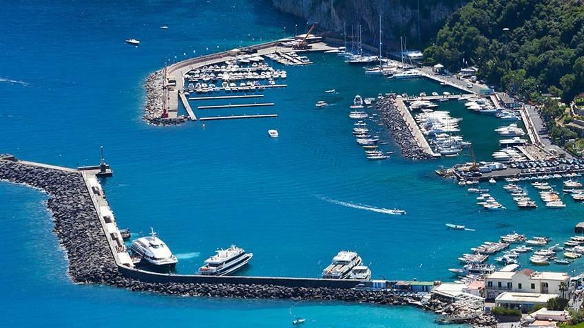 Marina di Capri Porto Turistico Capri