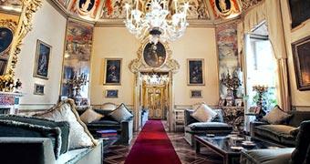 Residenza Ruspoli Bonaparte Roma Hotel