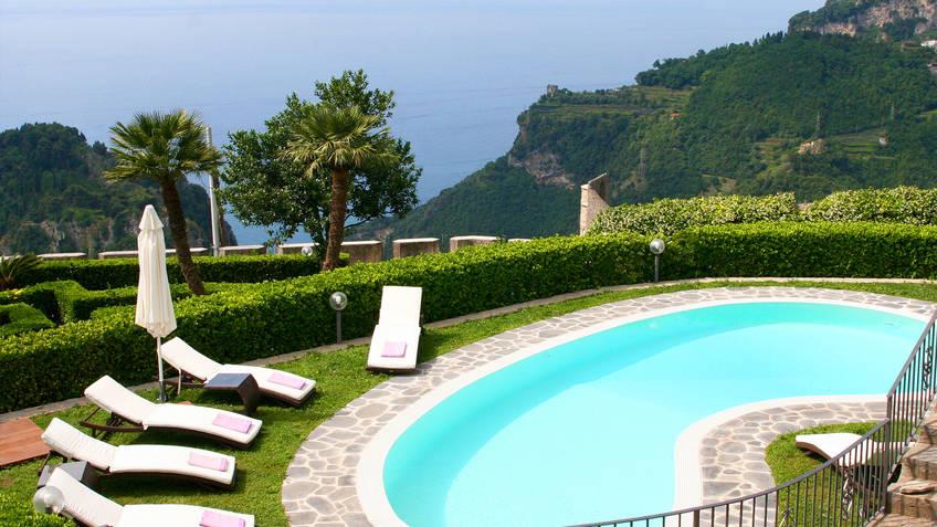 Villa Minuta Ville Scala