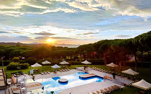Golf Hotel Punta Ala Hotel 4 Stelle Punta Ala