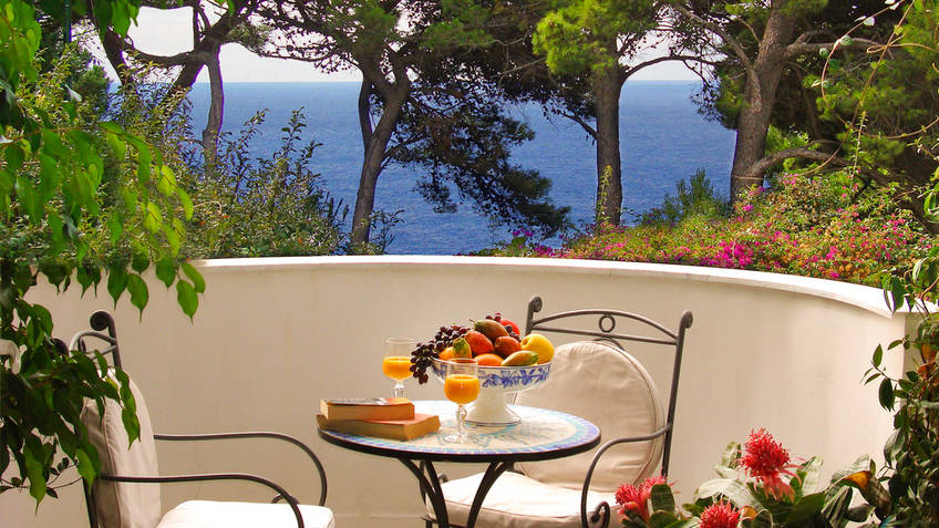 Nautilus 3 Star Hotels Capri