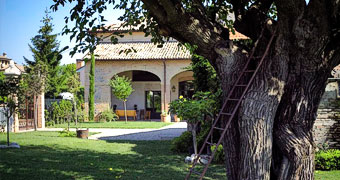 Villino di Porporano Parma Hotel