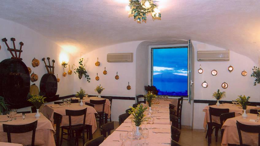 Buca di Bacco Restaurants Capri