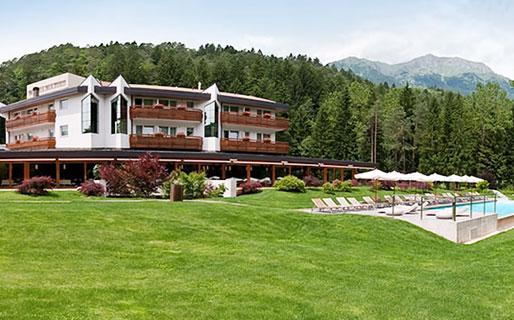 Grand Hotel Terme di Comano 4 Star Hotels Comano Terme
