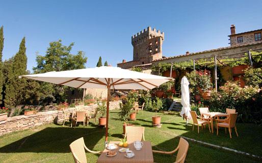 Castello di Gargonza Residenze d'Epoca Monte San Savino