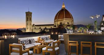 Grand Hotel Cavour Firenze Cupola del Brunelleschi hotels
