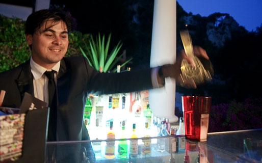 Mister Bar Catering Capri