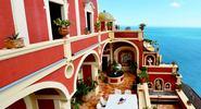 Palazzo Santa Croce Positano Hotel