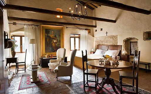 Abbazia San Pietro in Valle Ferentillo Hotel
