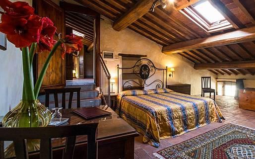 Palazzo Leopoldo Radda in Chianti Hotel