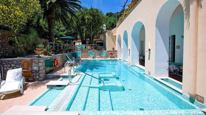 Villa Sarah Hotel 4 Stelle Capri