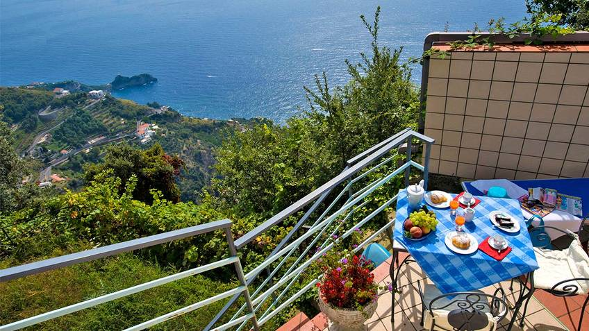 Il Dolce Tramonto House rental Furore