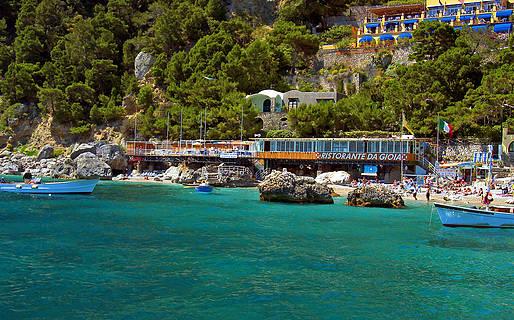 da Gioia Restaurantes Capri