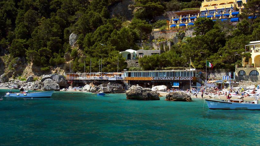 da Gioia Balneários Capri