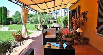 Il Giardino della Pieve Cascina Lucca hotels