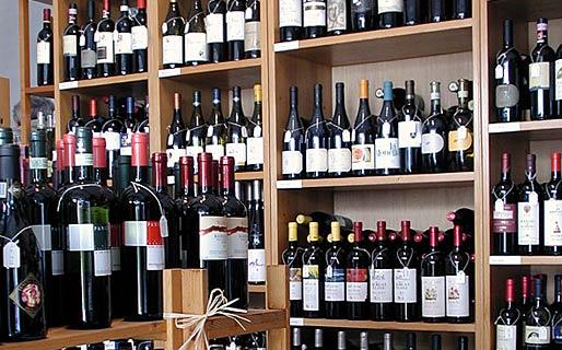 Cocktail - Wines Produtos t�picos Anacapri