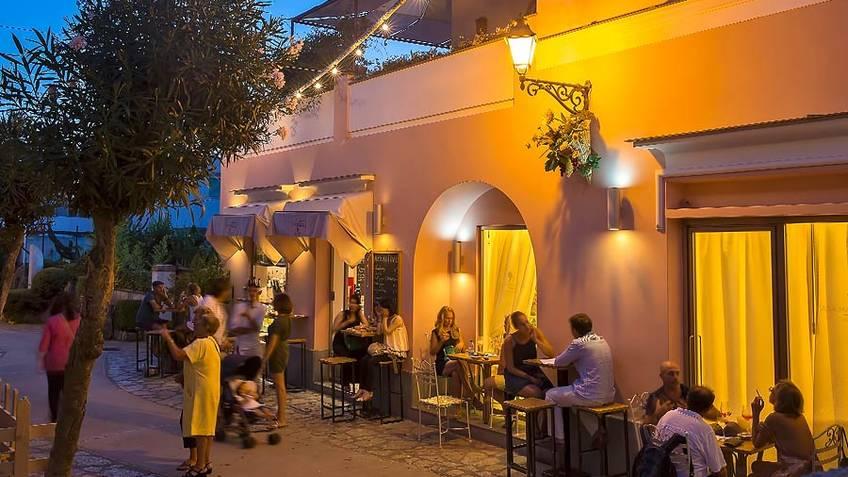 La Zagara Wine Bar Vida noturna Anacapri