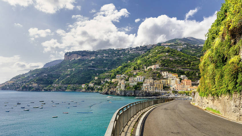 Sunland Travel Guided tours Maiori