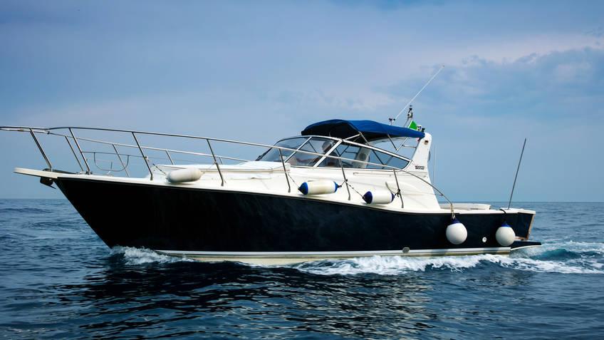 Le Arcate Boat Excursions by sea Anacapri