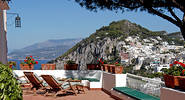 Villa Le Terrazze Capri Hotel