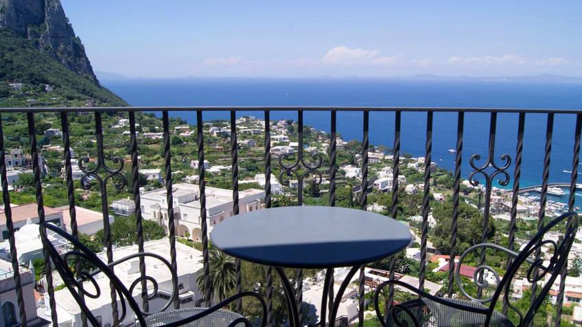 La Prora Hotel 3 estrelas Capri