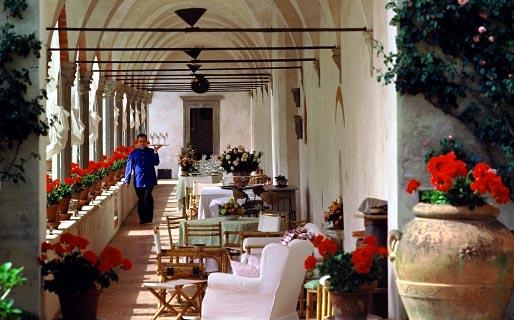 Certosa di Maggiano Hotel 4 Stelle Siena