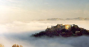 Palazzo Viviani Castello di Montegridolfo Montegridolfo Hotel