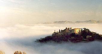 Palazzo Viviani Castello di Montegridolfo