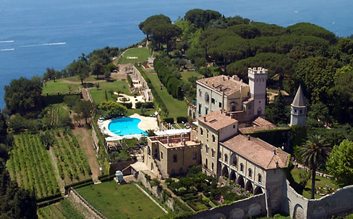 Hotel villa cimbrone ravello prices and availability for Luxury hotel 5 stelle